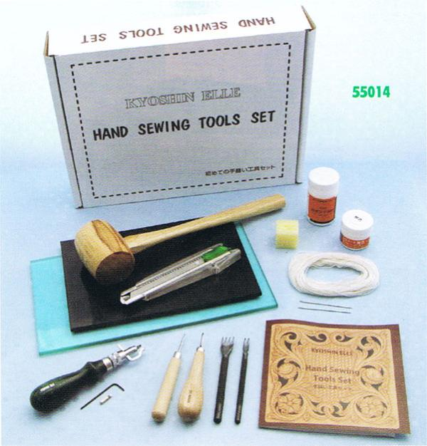Hand Sewing Tools Set